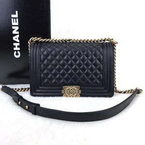 Chanel Boy Bag Medium